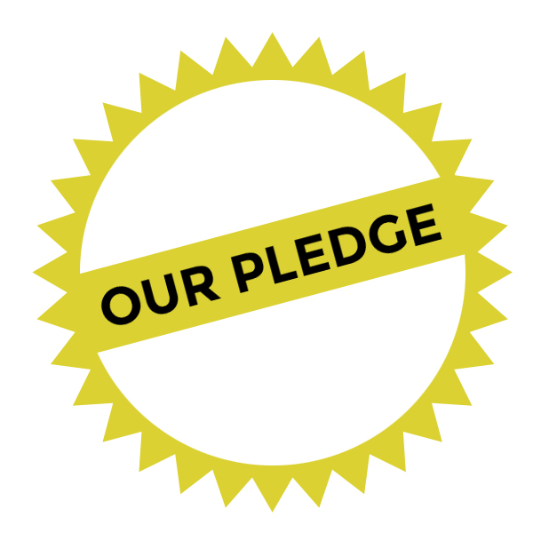 Our Pledge - Michigan Commercial Space Advisors